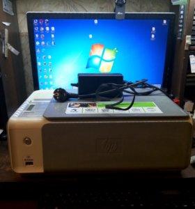 МФУ струйный HP PSC 1510