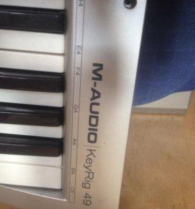 M Audio Key Right 49