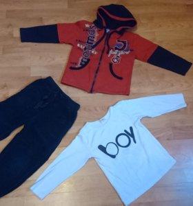 Комплект одежды на рост 110-116