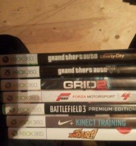 Игры для Xbox 360 от 300 до 750