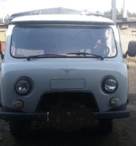 Продам УАЗ- 3309 грузовик