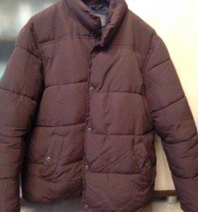 Продам мужскую куртку б/у