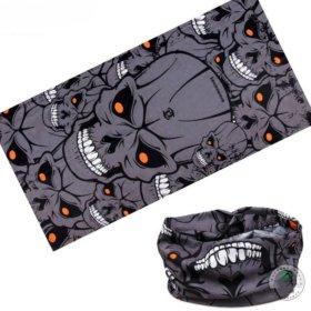Бафф мультифункциональный (платок бандана шарф) 2