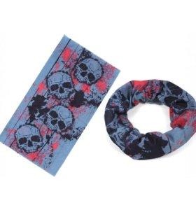 Бафф мультифункциональный (платок бандана шарф) 3