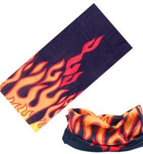 Бафф мультифункциональный (платок бандана шарф) 5