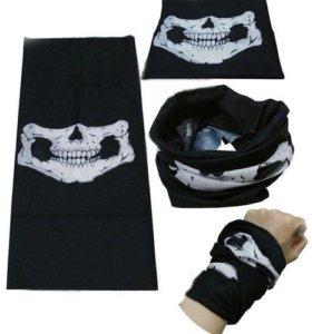 Бафф мультифункциональный (платок бандана шарф) 7