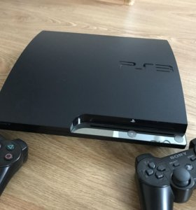 Sony PlayStation 3 Slim. 320GB +14 игр!