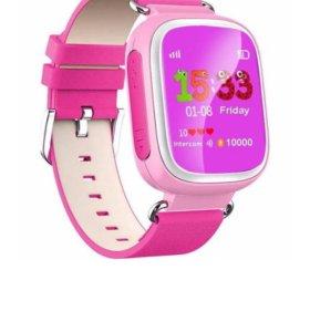 Часы-телефон для ребенка новые