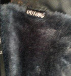 Сапоги женские б/у одевала пару раз