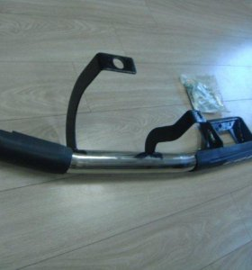 Защита заднего бампера (дуга)