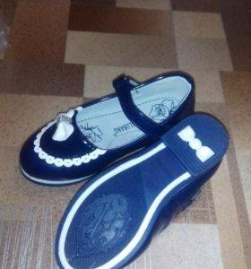Туфли для девочки (лак)