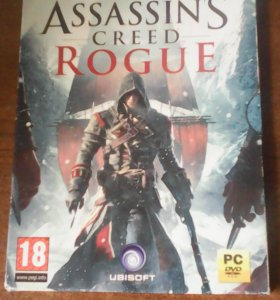 Игра Assassin's creed Rouge