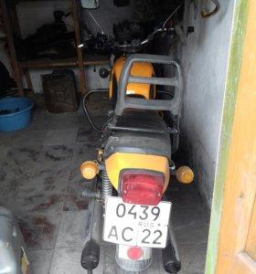 Мотоцикл иж ю 5