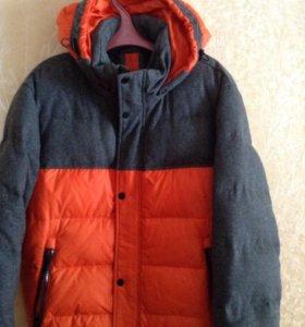 Куртка мужская 46-48 новая зима