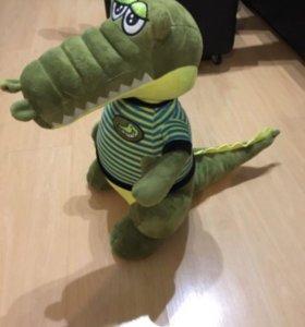 Игрушка крокодил :) или Обменяю на более маленькие
