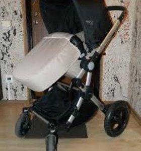 Коляска Baby Ace TSO42 2 в 1 (аналог Bugabua)