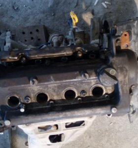 Двигатель тайота