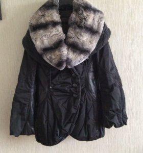 Куртка женская тёплая