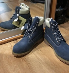 Ботинки зимние Timberlend