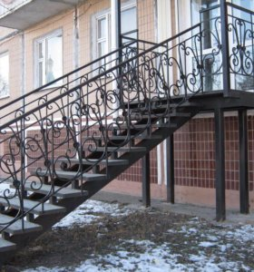 Металлоконструкции,лестницы,перила,ворота и др