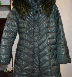 Тёплый пуховик  Snowimage р.46-48