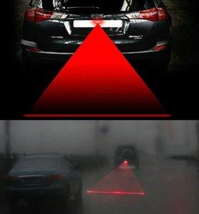 Универсальный,  лазерный стоп-сигнал,  стоп-линия