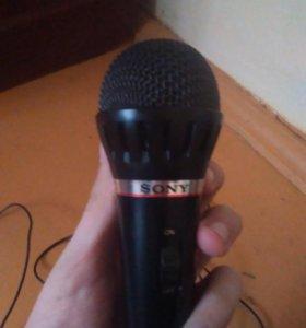 Микрофон новый Sony F-V120
