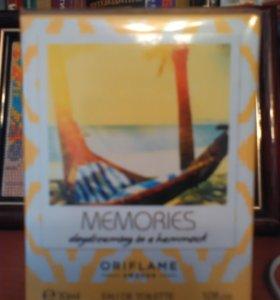 Туалетная вода MEMORIES daydreaming in a hammock