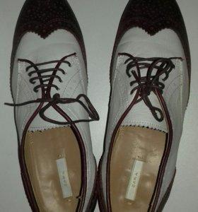 39 Туфли ботинки Zara