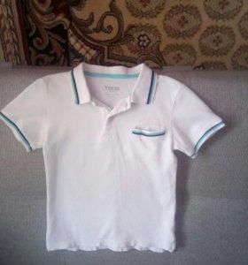 Рубашка на мальчика, возраст 6-8 лет