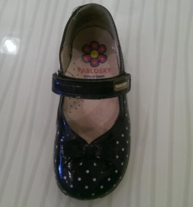Туфельки Pablosky, размер 25