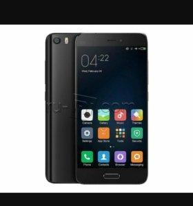 Телефон xiaomi mi5+Bluetooth гарнитура
