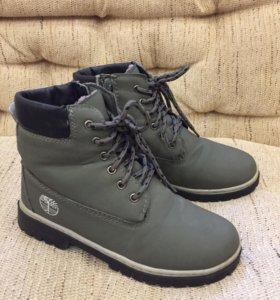 Ботинки зимние, размер 37