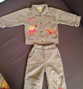 Детский костюм.