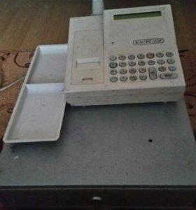 Кассовый аппарат каспи-ф02