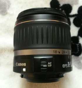Canon ef-s 18-55 ll