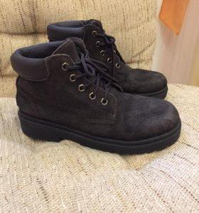 Ботинки зимние, 36-37