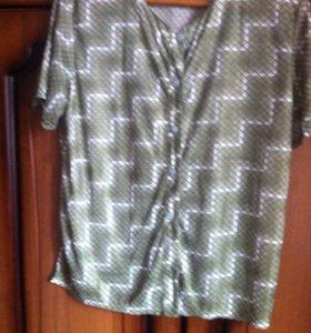 Юбка и блузки