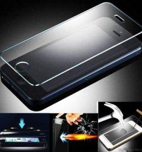 Бронестекло айфон 4