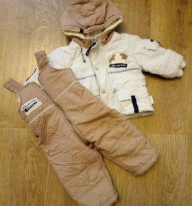Куртка и штаны-полукомбез Wojcik