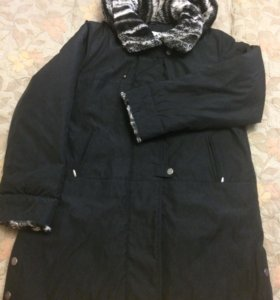 Куртка утеплённая (синтепон)