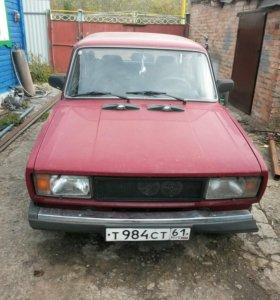 Продаю ВАЗ 2105.