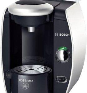Новая кофемашина Бош