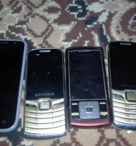 Телифоны робочие