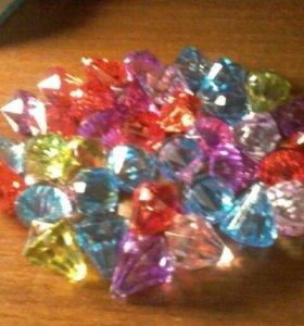 Бриллианты для украшения