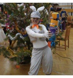 Счастливый Новый год с  Дедом Морозом