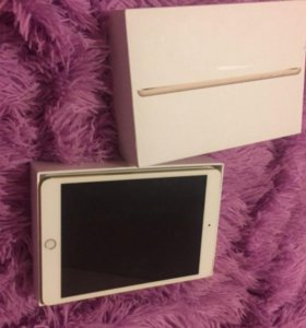 iPad mini 3  retina 16 Gb Gold