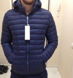 Новая куртка мужская