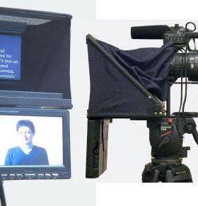Минисуфлер для записи видео