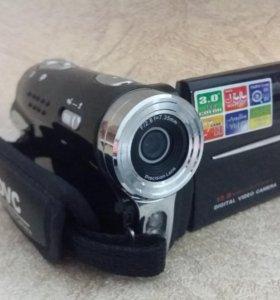 Видеокамера.Новая